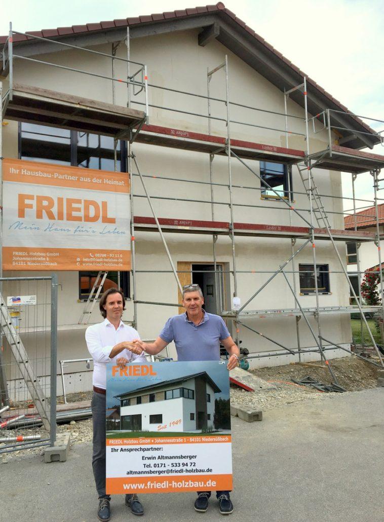 """Mein Haus fürs Leben"""" nun auch in Altötting und Mühldorf am ..."""