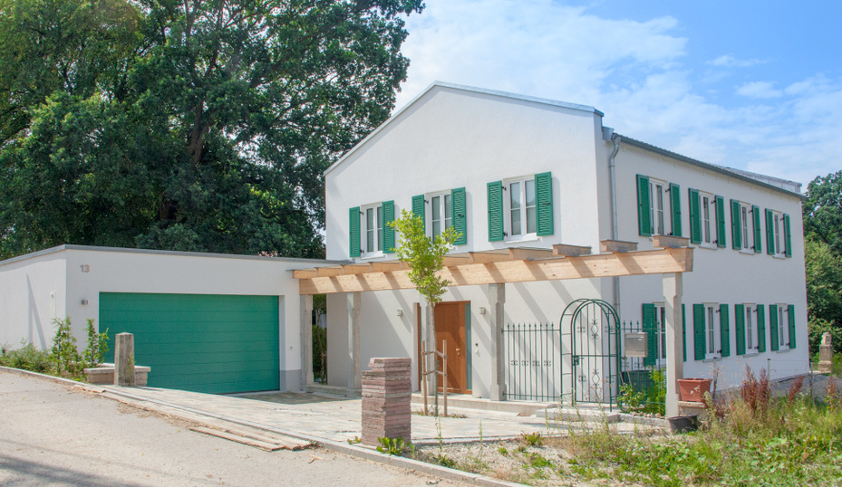 Friedl Holzhaus: Das Fertighaus aus der Region, schlüsselfertig zum ...